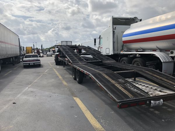 Car carrier trailer for Sale in Miami, FL - OfferUp