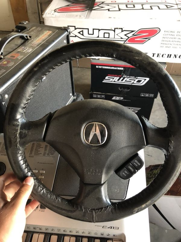 Acura RSX Stock Steering Wheel For Sale In Bakersfield CA - Acura rsx steering wheel