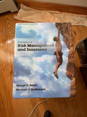 Principles of Risk Management and Insurance Textbook for Sale in Brooklyn, NY