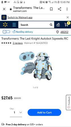 Star wars robot Thumbnail