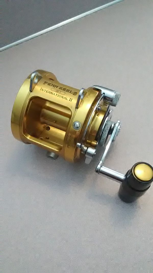 Penn International 30T Fishing Reel New for Sale in Tacoma, WA - OfferUp