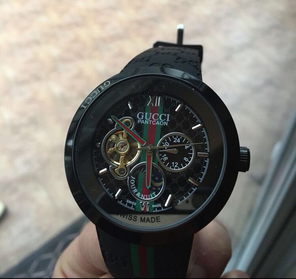 e67cf636a587 GUCCI PANTCAON AUTOMATIC WATCH - MEN for Sale in Wheaton