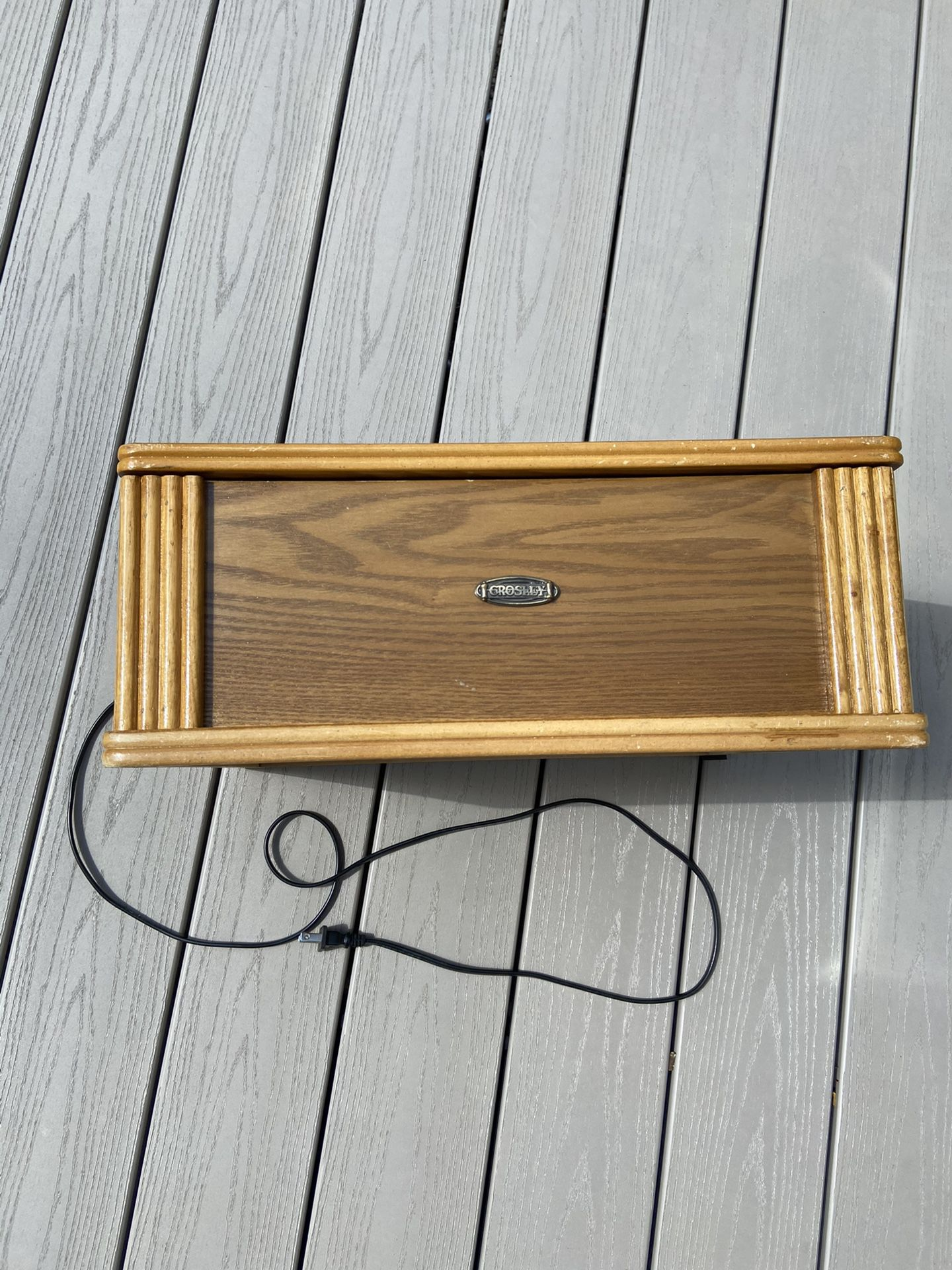 Crosley Wooden CR47 Record Player