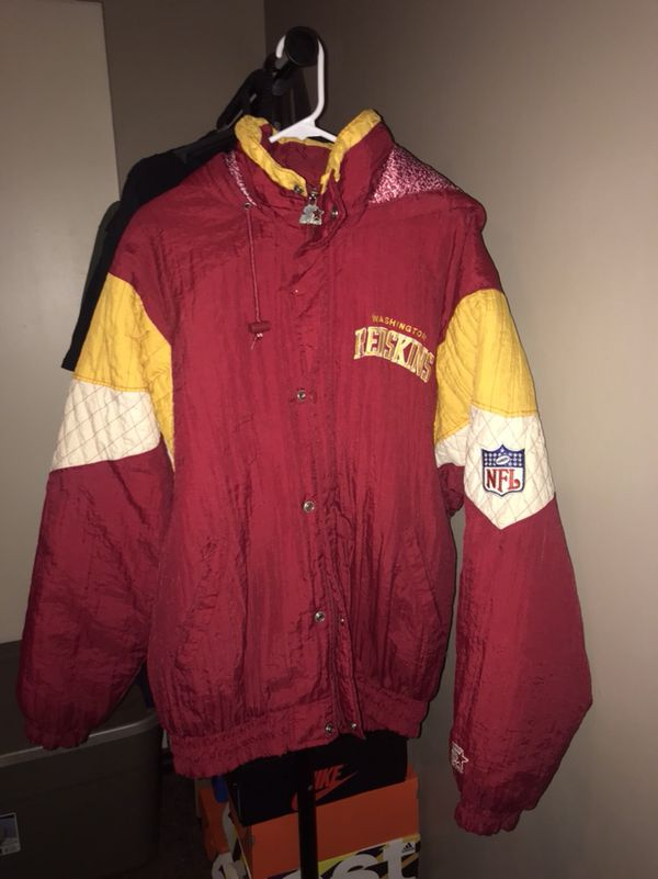 info for 660aa e3be7 Washington redskins jacket for Sale in Tigard, OR - OfferUp