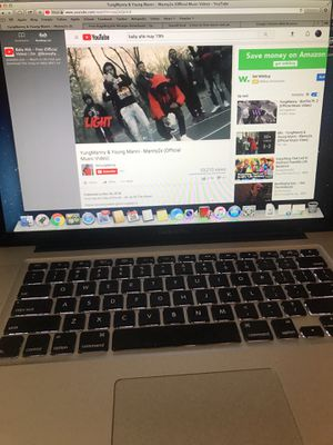 Mac Book Pro 500 gb for Sale in Gaithersburg, MD