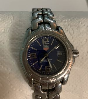 Photo Tag Heuer watch sapphire crystal 200 meters