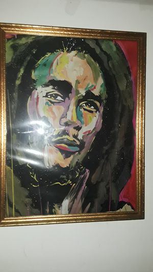 Marley print framed for Sale in Columbus, OH