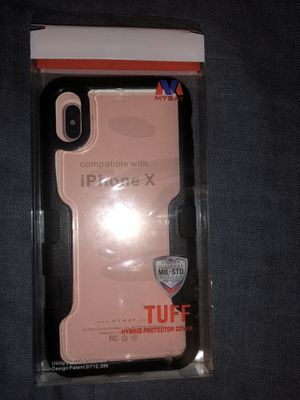 brand new iphone x tuff Hybrid Protection for Sale in Washington, DC