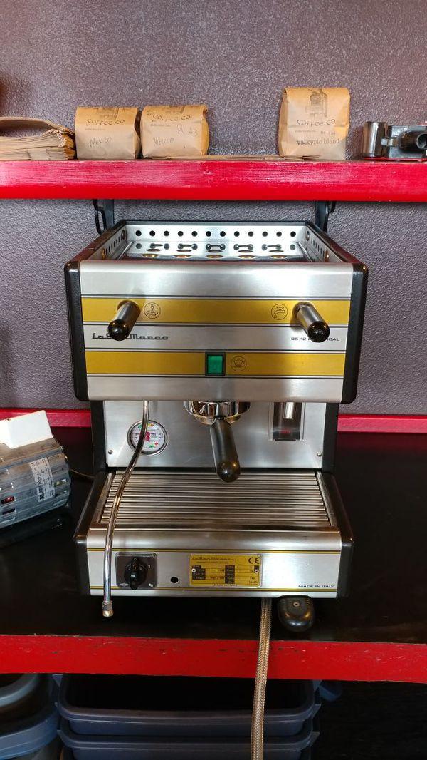 La San Marco 85-12 Practical Espresso Machine for Sale in Tacoma, WA ...
