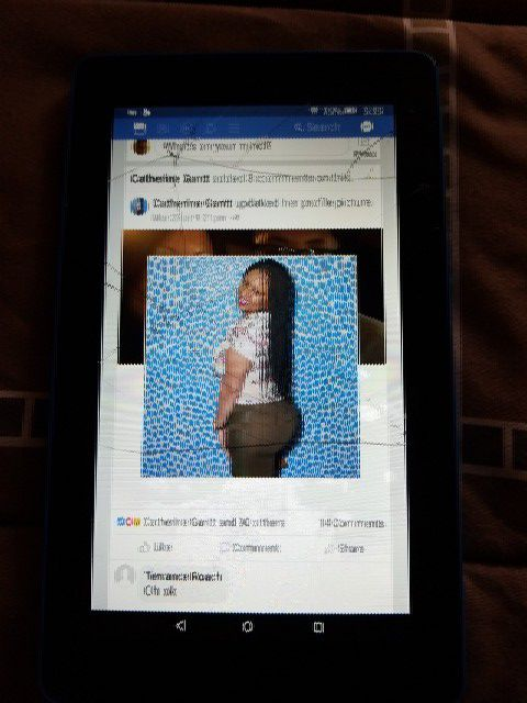 Amazon Kindle Fire Tablet 5th Generation for Sale in Hyattsville, MD -  OfferUp