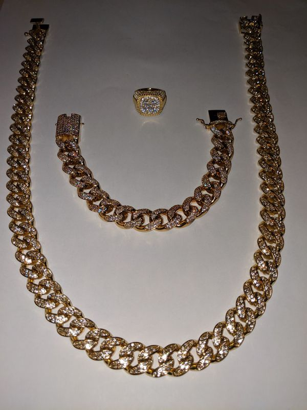 29d798382e9f4 New and Used Gold chain for Sale in Orlando, FL - OfferUp