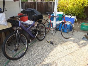 Two Bike Set for Sale in Milpitas, CA
