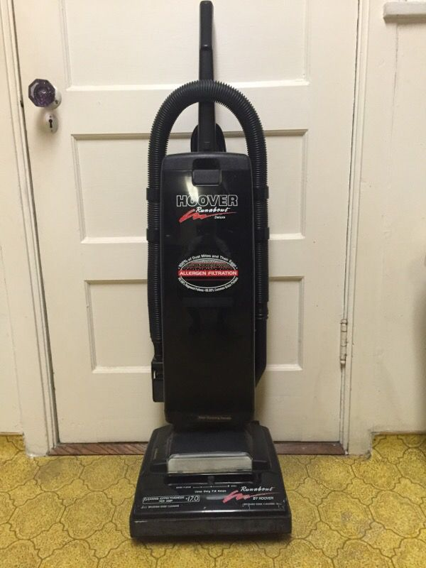 Hoover Runabout Deluxe Vacuum For Sale In Inglewood Ca