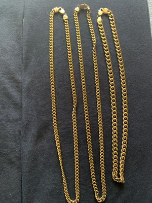 Gold Chains For Sale >> New And Used Gold Chain For Sale In Rockville Md Offerup