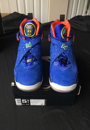 435282463c0d05 ... sale air jordan 8 retro gs 5.5y doernbecher 8s for sale in deerfield  beach 1c39a