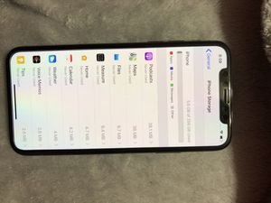 Iphone X 256GB for Sale in Germantown, MD
