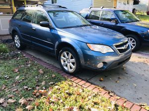 2008 Subaru Outback 5Speed for Sale in Rockville, MD