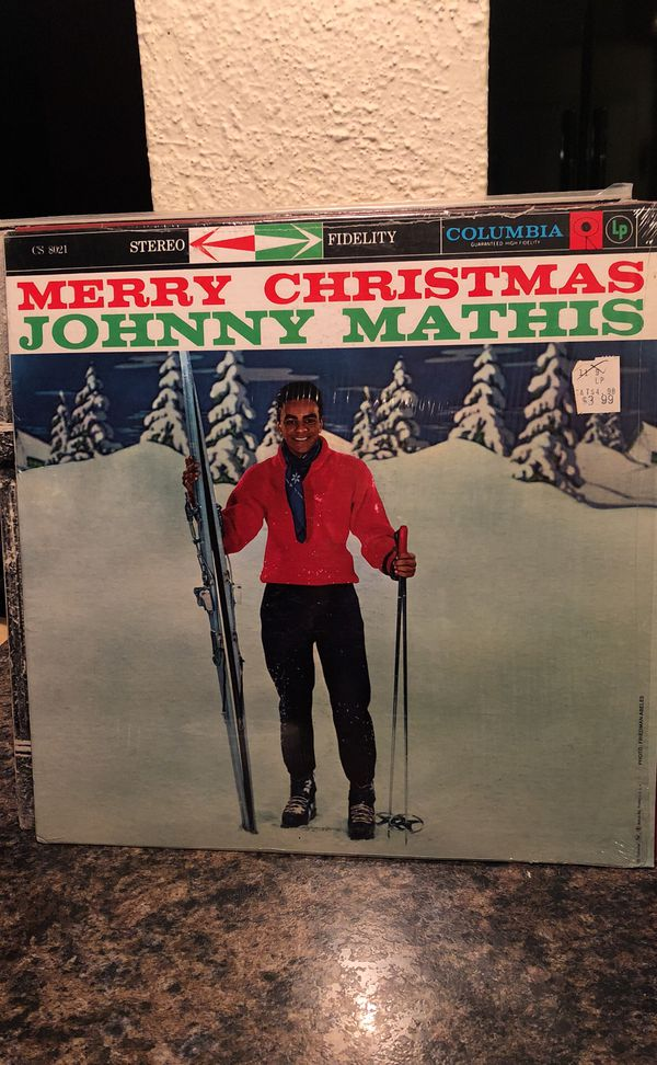 Johnny Mathis, Merry Christmas for Sale in Milwaukie, OR - OfferUp