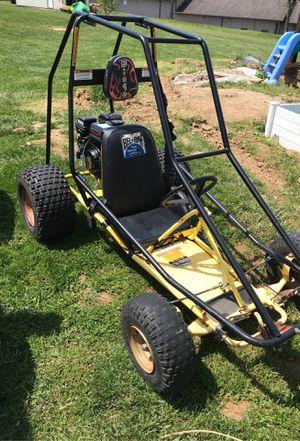 Photo Used go cart