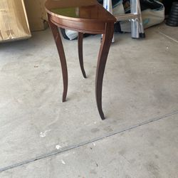 End Table Or Night Stand  Real Wood   Thumbnail