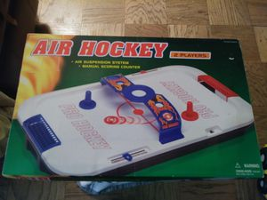 Air rocket 2 players for Sale in Alexandria, VA