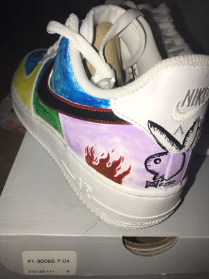 df85d49db8e Nike Air Force 1 custom shoe orders for Sale in West Palm Beach