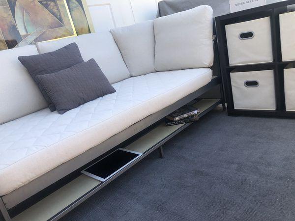Terrific Ikea Ekebol Milky Cream Luxury Small Seater Sofa For Ibusinesslaw Wood Chair Design Ideas Ibusinesslaworg