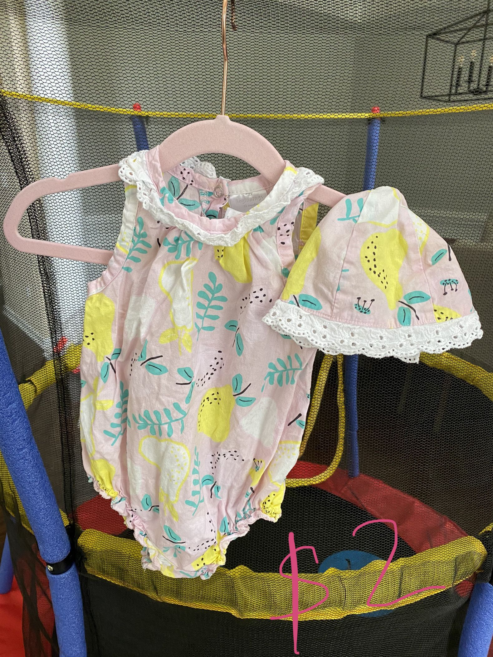 12 M Baby Girl Clothes