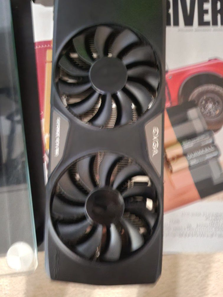 Gtx Graphic Card For Computer Gaming