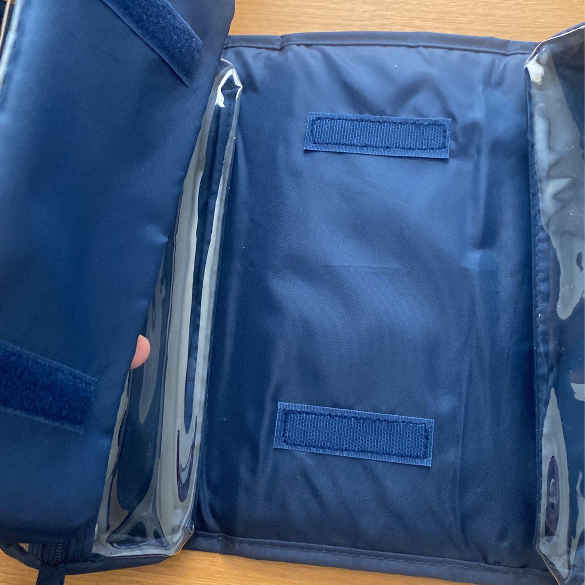 Toiletries Bag Set Of Two
