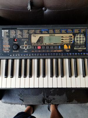 music keyboard. Yamaha for Sale in Saint Cloud, FL