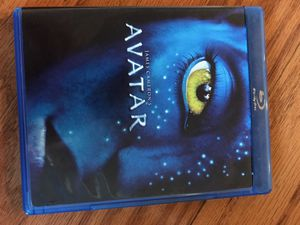 Avatar Blu-ray DVD for Sale in San Diego, CA