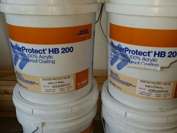Paint BASF Master Protect HB 200 for Sale in Mesa, AZ - OfferUp