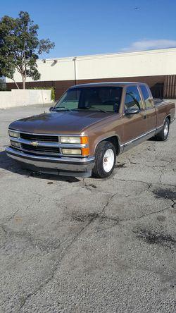 1994 Chevrolet C/K 1500 Series Thumbnail