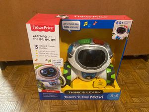 Photo Fisher Price Think and Learn