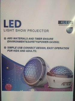 Night lights star projectors Thumbnail