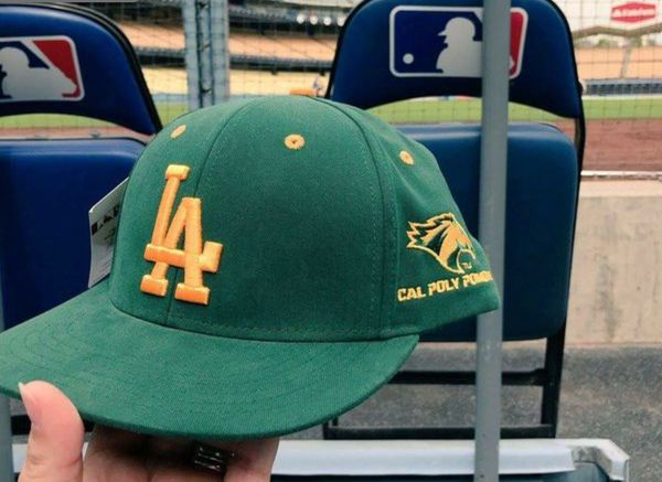 6d682cfee289c6 Cal Poly Pomona Night Dodgers snap back hat for Sale in Pomona, CA - OfferUp