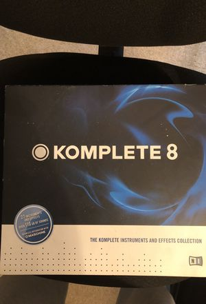 Komplete 8 for Sale in Pittsburgh, PA