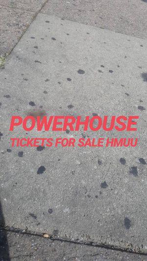 Power House Tickets for Sale in Philadelphia, PA