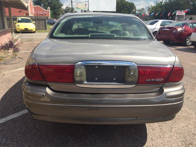 2000 Buick le sabre Automatic