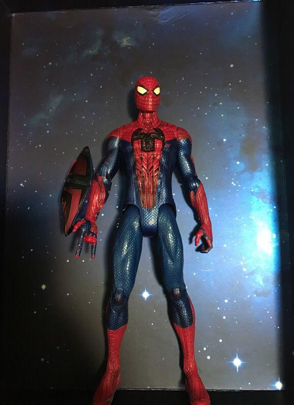 Spider-Man action figure