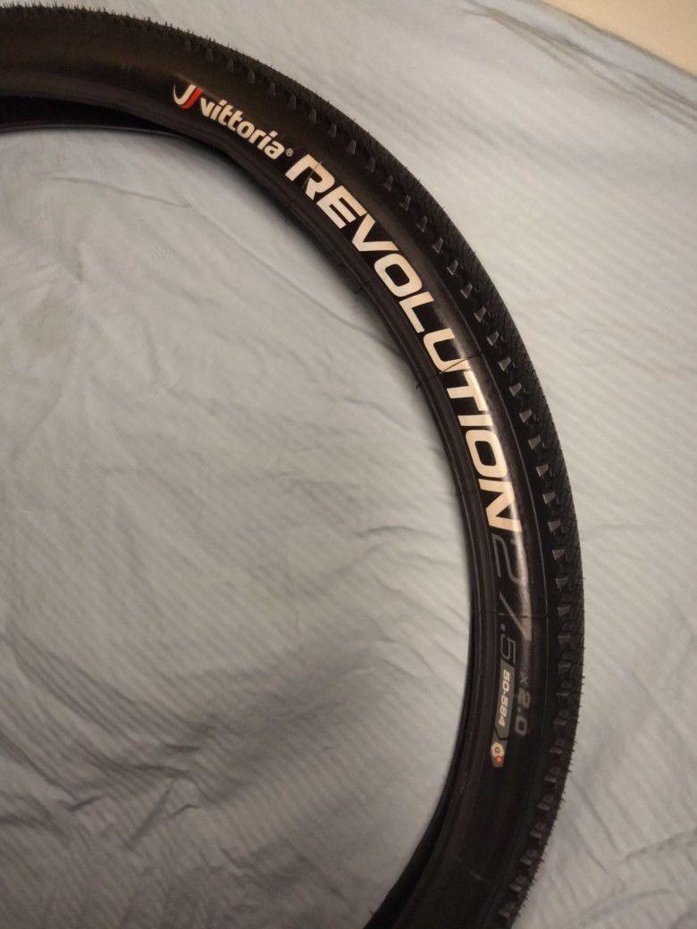 New Victtoria Revolution 27.5x2.0 Tire.