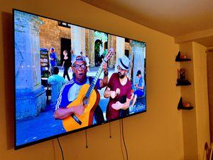 Sony XBR65A9F 65-Inch 4K Ultra HD Smart BRAVIA OLED TV (2018 Model) AC power cord (C17 connector, US, 2pin, polarity, flat blades polarity) for Sale in Alexandria, VA