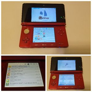 Nintendo 3ds modded cfw freeshoo for Sale in San Diego, CA - OfferUp