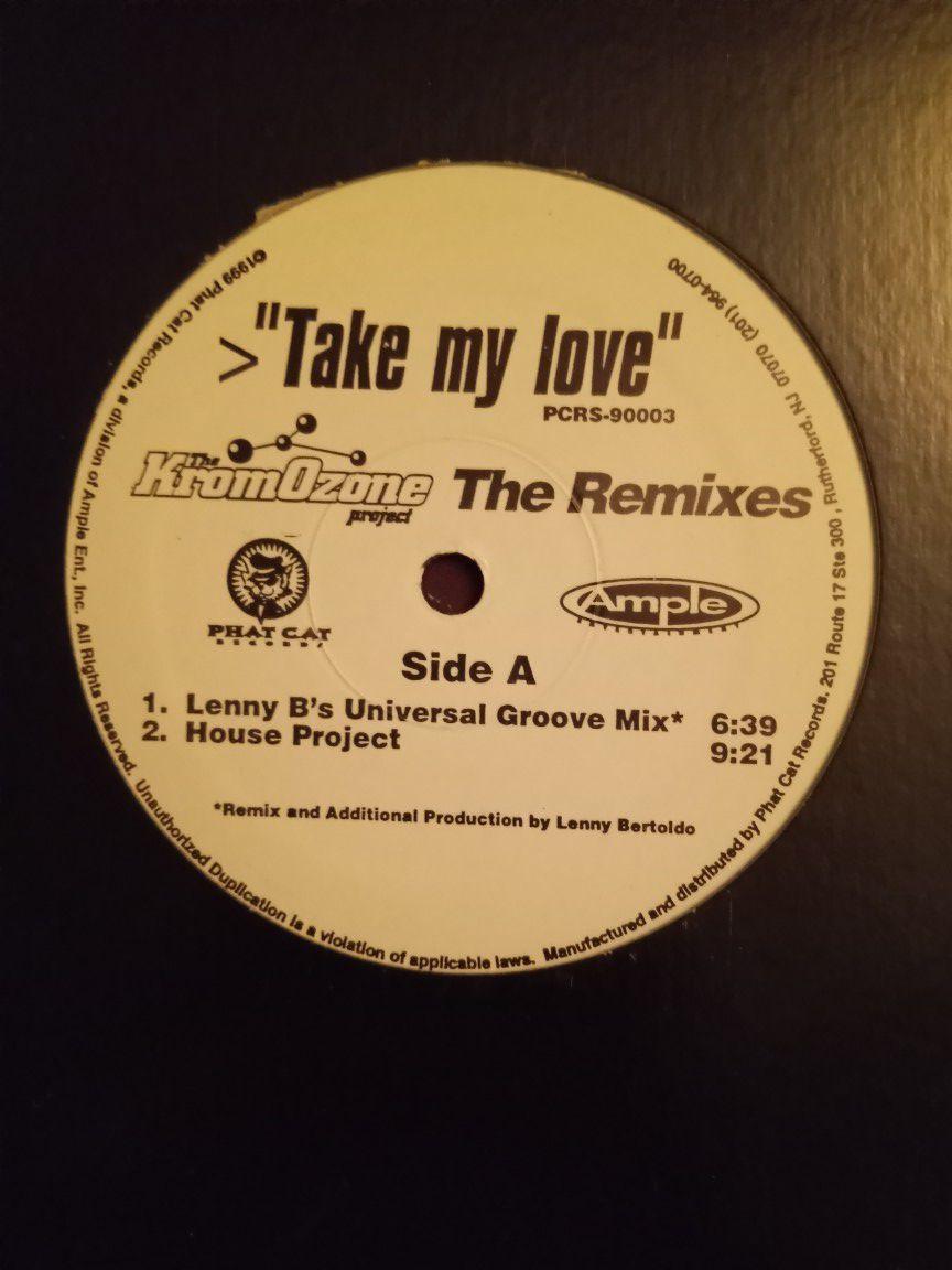 Breakbeat Vinyl Records 90s Florida Breaks