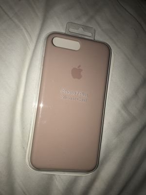 Apple silicone case $25 for Sale in Rockville, MD