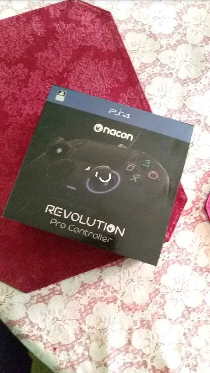Ps4 nancon controller