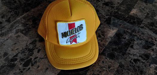 Michelob Light Trucker Hat Thumbnail