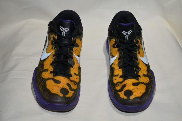 premium selection 439c0 c1522 Nike Zoom Kobe VII 7 System Poison Dart Frog
