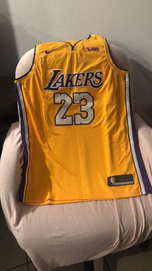 more photos 6a140 a5772 New and Used Lakers jersey for Sale in Alhambra, CA - OfferUp